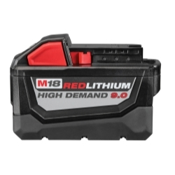 Milwaukee Electric Tools 48-11-1890 M18 9.0 High Demand Battery image