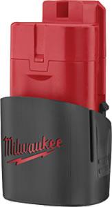 Milwaukee MLW48-11-2401 12V Li-Ion Battery Pack for 2401-22 image