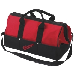 "Milwaukee Electric Tools 48-55-3510 CONTRACTORS BAG  18""L X 11""W image"