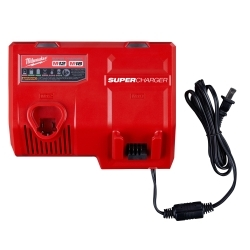 Milwaukee Electric Tools 48-59-1811 Milwaukee M12 / M18 Super Battery Charger image