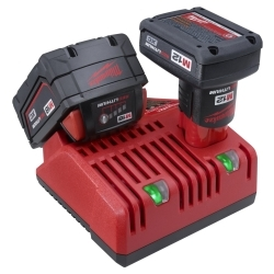 Milwaukee Electric Tools 48-59-1812 M18/M12 Multi-Voltage Charger image
