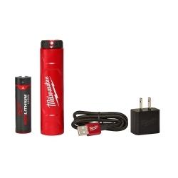 Milwaukee Electric Tools 48-59-2003 RedLithium USB & Battery Charger Kit image