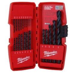 Milwaukee Electric Tools 48-89-2801 21 Pc Black Oxide Drill Bit Set image