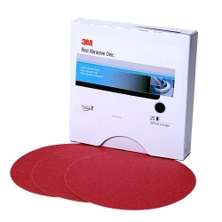 3M 01116 STIKIT DISC 01116 6 IN P80D 100/ROLL image