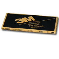 3M 02023 Imperial Wetordry Sand Paper Sheets 5-1/2
