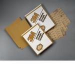 "Image 3M 02541 PAPER SHEETS RESINITE GOLD 9""X11"" P320 50/SL"