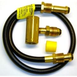 Mr. Heater, Inc. F273737 Propane 2 Tank Hook-up Kit image