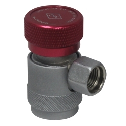 Mastercool 82834-SL Safety Lock High side R134A coupler image