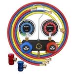 Image Mastercool 83272 R1234yf AC Manifold Gauge Set