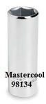 Image Mastercool 98134 R-134A Low Side Octagon Service Socket