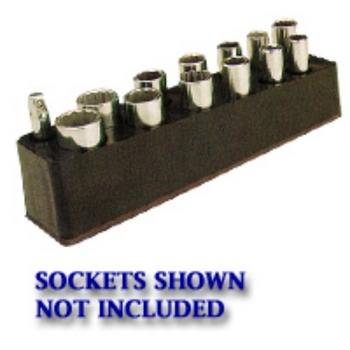 Mechanics Time Saver 783 SOC HOL 3/8 BLACK MAG BASE image