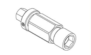 Miller 8433A Decoupler Tool for Alternator Pulleys image