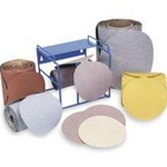 Image Norton NOR 49839 Six Inch Disc Roll 150 Grit