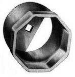 Image OTC 1913 3-7/8 In. 3/4 In. Dr. 8 Pt. Locknut Socket