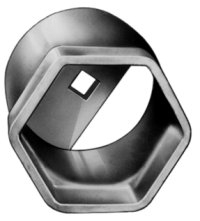 OTC 1915 Truck Wheel Bearing Locknut Socket 4-1/8