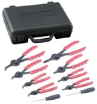 Image OTC Snap Ring Pliers Set - Internal/External 8 Pc.