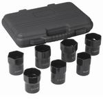 Image OTC 4542 Stinger Wheel Bearing Locknut Socket Set - 7 Piece