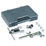 Image OTC 6504 Deluxe ISO Bubble Flaring Tool Set with Cutter