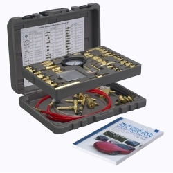 OTC 6550PRO Professional Master Fuel Injection Kit image