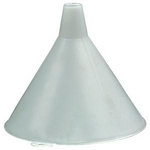 Image Plews 75-062 FUNNEL 6IN. DIA. 16OZ ECONOMY PLASTIC