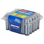 Image Rayovac 815-30E Rayovac Alkaline Reclosable Pro Pack AA-30