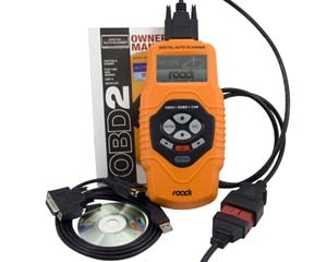 ROADI Professional OBDII Scan Tool w/Live Data RD T69 image