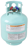 Image Robinair ROB34750  50 lb. Refillable Refrigerant Tank for R-134a