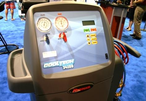 robinair ac machine 34288