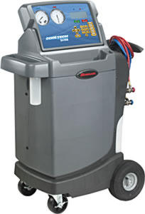 ac gas recovery machine