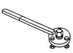 Image Rotunda 303-098 Remover, Camshaft Pulley