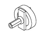 Image Rotunda 303-770 Crankshaft Rear Seal & Wear Ring Installer