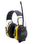 Image SAS Safety 6108 AM/FM Earmuff Hearing Protection