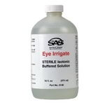 Image S.A.S. Safety Corp. SAS5130 Eye Wash/Irrigate Solution Bottle - 16 Fl. Oz