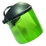 Image SAS Safety 5142 Standard Face Shield Dark Green