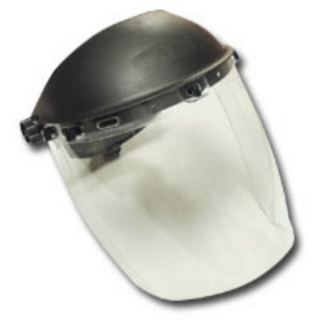SAS Safety 5145 FACE SHIELD DELUXE CLEAR image