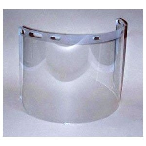 SAS Safety 5150 5140 REPLACE FACE SHIELD Qty 1 image
