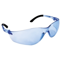SAS Safety 5333 Turbo Safety Glasses with Light Blue Lens image