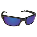 Image SAS Safety 542-0309 GTR SAFETY GLS CHARCOAL FRAME/PURPLE HAZE LENS