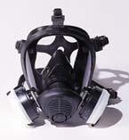 Image SAS Safety 7620-61 Respirator Opti Fit N95 Medium Full Face