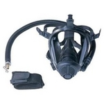 Image SAS Safety 9814-05 RESPIRATOR OPTI FIT SUPP AIR MEDIUM FULL FACE