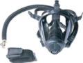 Image SAS Safety Corp Opti-Fit Supplied-Air Fullface Respirator SAS 9814-06