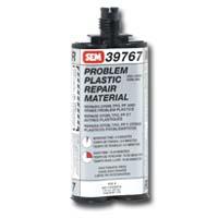 SEM Paints 39767 PROBLEM PLASTIC REPAIR image