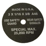 Image SG Tool Aid 94860 Cut-Off Wheel 3