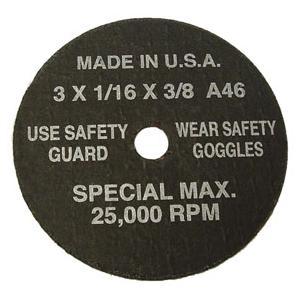 SG Tool Aid 94860 Cut-Off Wheel 3