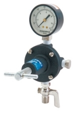 Sharpe Manufacturing 1640 REGULATOR AIR 50CFM 3 1/4IN.OUT 3/8IN.IN GAUGE image