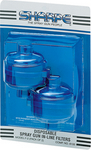 Image Sharpe Manufacturing 8100 FILTER AIR DISPOSIBLE IN-LINE DISPLAY CARD OF 2