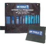 Image Sir Tools ST9030 Ultimate 11 pc. Pry Master Set