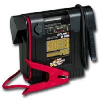 Solar Brand SOLES5000 Car Battery Booster Jump Box 1500 Peak Amps image