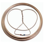 "Image S.U.R. and R Auto Parts BR-EZ100-100 3/16"" BRAKE LINE TUBING (100')"