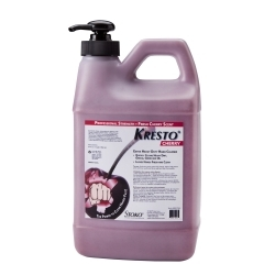 Stockhausen 99027564 KRESTO CHERRY 1/2 gallon pump top bottle 4 pk image